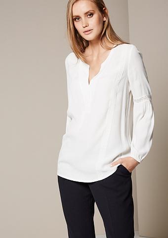 Subtilus ilgomis rankovėmis marškinėli...