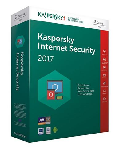 Software » Internet Security 2017 3 Li...