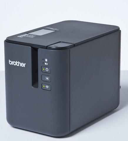 Beschriftungsgerät »P-touch P900W PC U...