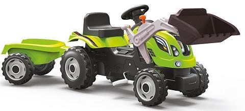SMOBY Vaikiškas traktorius su Schaufel »Farm...