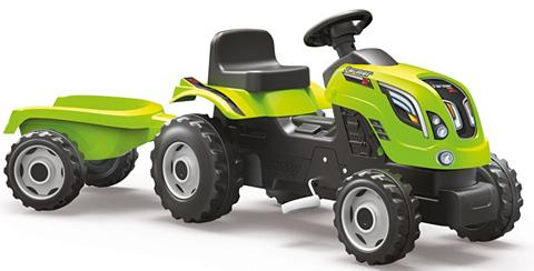 SMOBY Vaikiškas traktorius su pakabukas »Far...