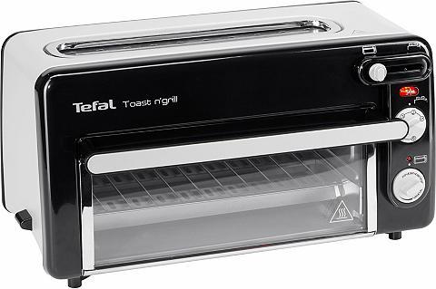Tefal Minibackofen Toast-Grill ir Mini-Ofen ...