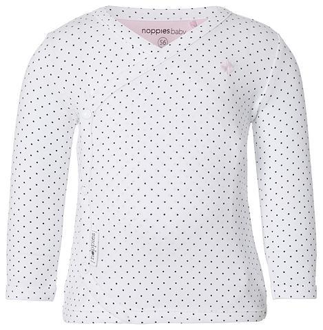 Marškinėliai ilgomis rankovėmis »Kim«