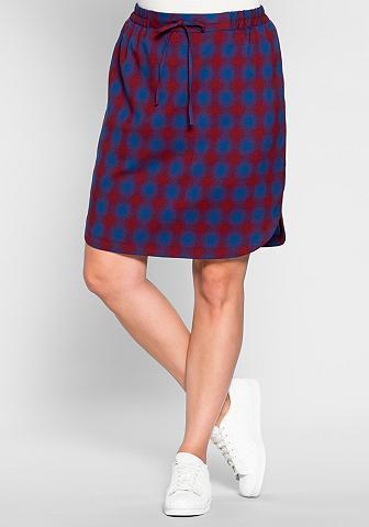 Languotas sijonas su gerundetem apsiuv...