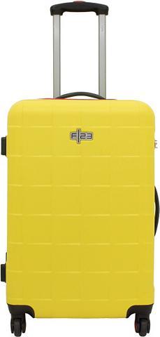 ? Plastikinis lagaminas ant ratukų su ...