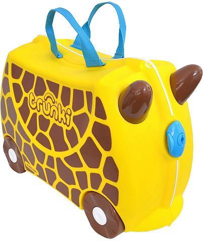 Vaikiškas lagaminas »Trunki Giraffe Ge...