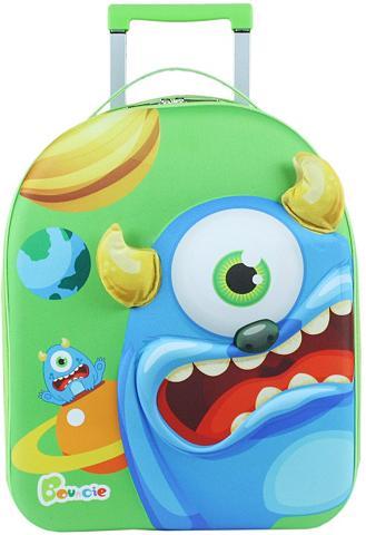 Kinder lagaminas »Bouncie 3D Monster B...