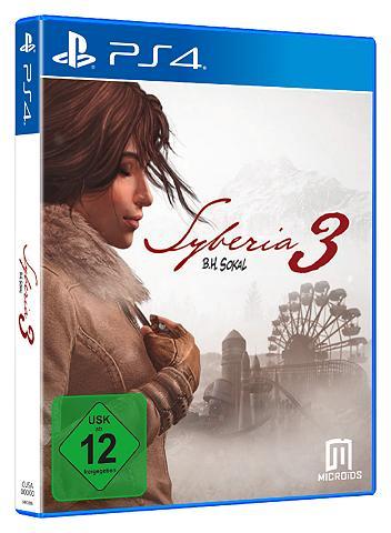 Syberia 3 »PS4«