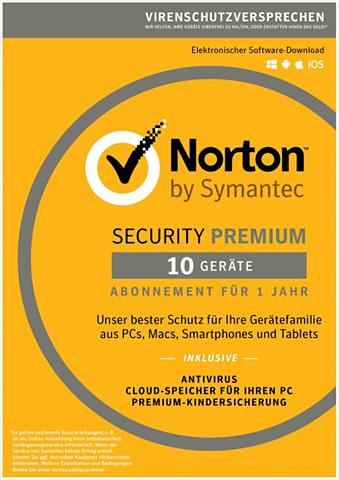 NORTON Security Premium Antivirus Software 20...