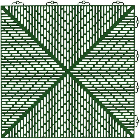 Bergo Flooring Rinkinys: plastikinės plytelės »Unique...