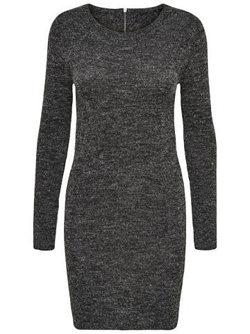 Reißverschluss- megzta suknelė