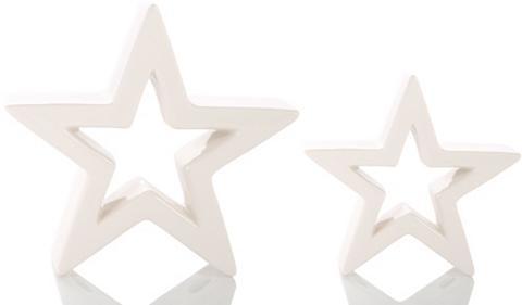 Keramik Žvaigždė 2 vnt. rinkinys