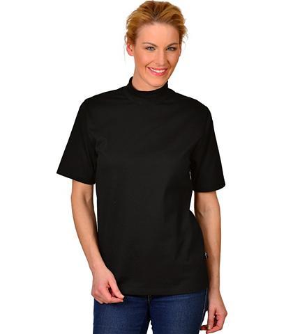TRIGEMA Marškinėliai su stačia apykakle