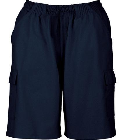 TRIGEMA Bermudai su kišenėmis iš 100% medvilnė...