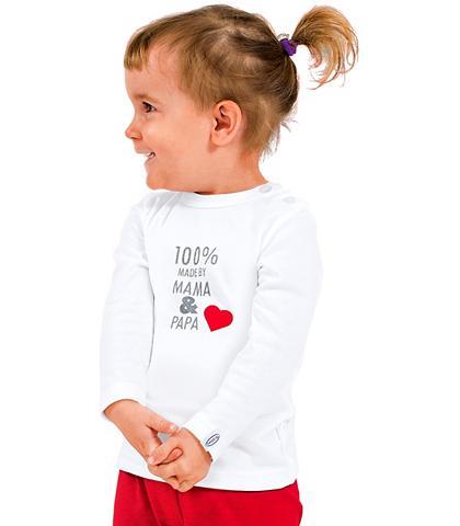 TRIGEMA Marškinėliai ilgomis rankovėmis Mama &...