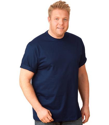 TRIGEMA Marškinėliai DELUXE medvilnė