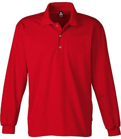 Ilgomis rankovėmis marškinėliai Polo m...