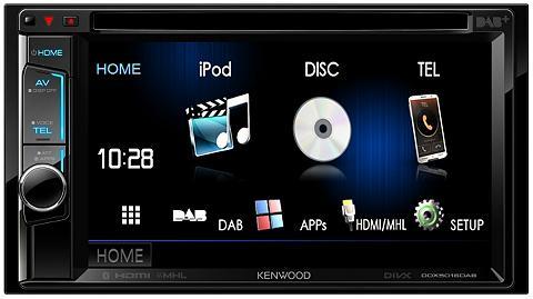2-DIN Multimedia-Receiver DAB