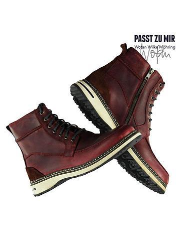 Rustikale žieminiai batai