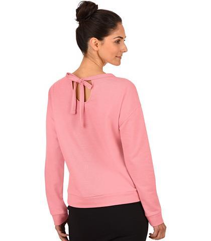 Sportinio stiliaus megztinis su kaspin...