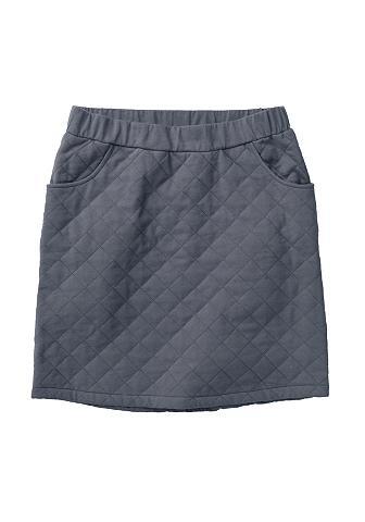 Megztas sijonas su Dygsniuotas raštas
