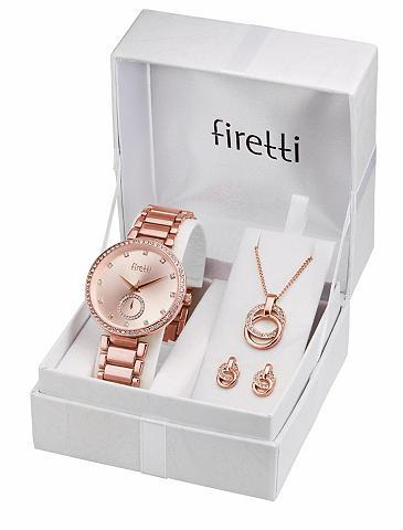 FIRETTI Laikrodis (Rinkinys 4 tlg.)