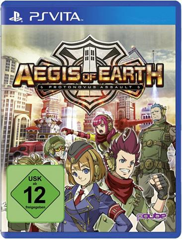 Playstation Vita - Spiel »Aegis of Ear...