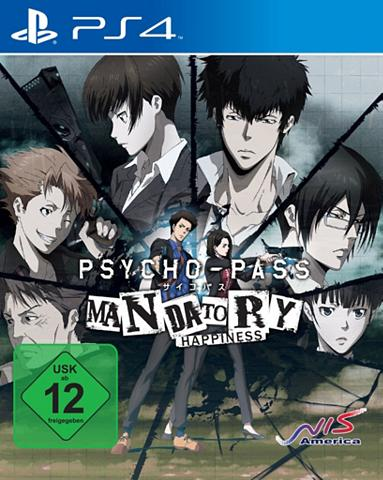 Playstation 4 - Spiel »Psycho-Pass: Ma...