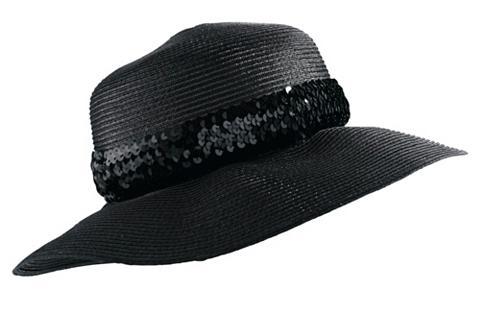 Skrybėlė su Pailettenband