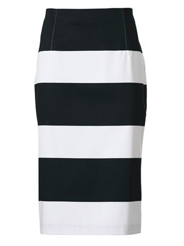 Pieštuko formos sijonas Streifen