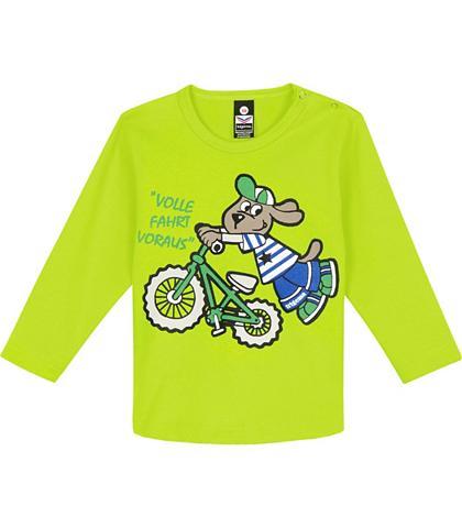 Marškinėliai ilgomis rankovėmis dvirat...
