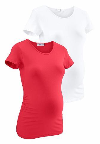 Marškinėliai nėščioms (Rinkinys 2 vnt....