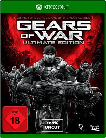 Gears of War Ultimate Edition 100% Unc...