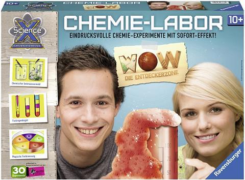 Experimentierkasten »Science X Chemiel...