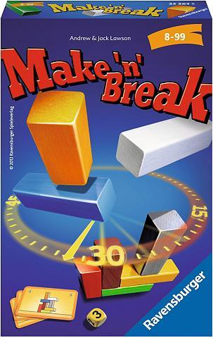 Mitbringspiel »Make 'n' Break«