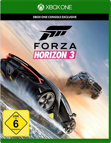 XBOX ONE One Forza Horizon 3