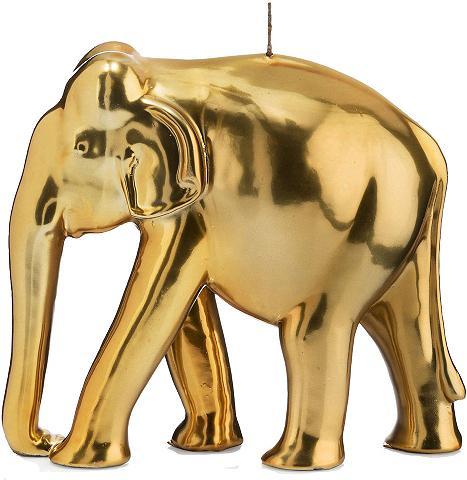 BIG Edition dekoratyvus Kerze »Elefant...