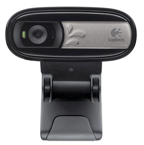 LOGITECH WEB kamera »WEBCAM C170 - BLACK - USB ...