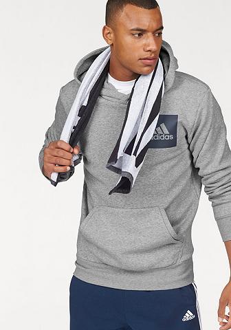 Sportinis megztinis su gobtuvu »ESSENT...