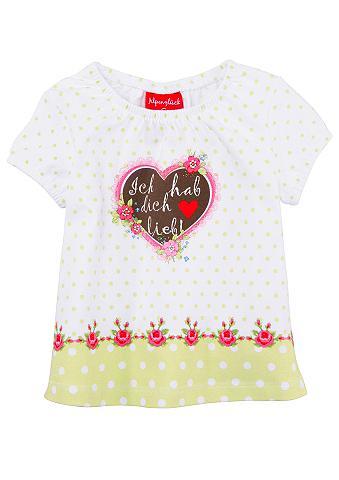 Marškinėliai Kinder su Herzmotiv