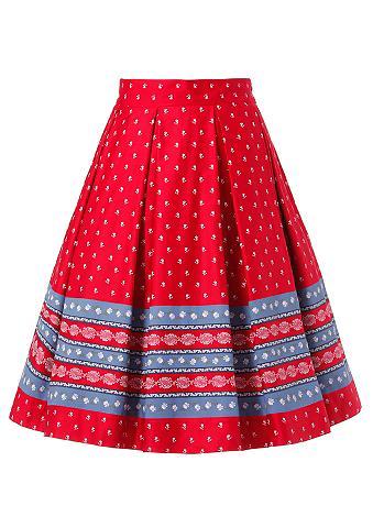 Tautinio stiliaus sijonas su Bl