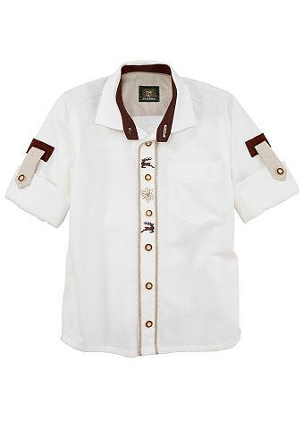 Tautinio stiliaus marškiniai Kinder in...