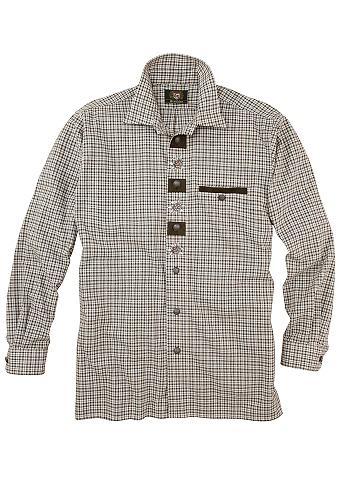 Tautinio stiliaus marškiniai su apvada...