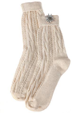 Tautinio stiliau kojinės Moterims su E...
