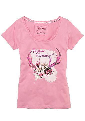 Marškinėliai Moterims su Dekoracija