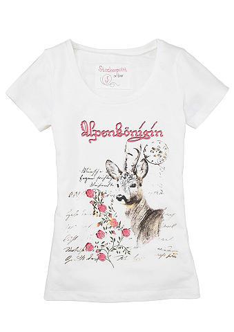 Marškinėliai Moterims su attraktivem r...