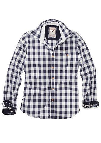 Tautinio stiliaus marškiniai su großem...