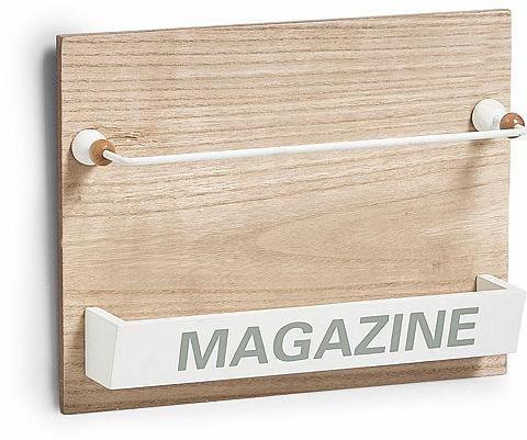 HOME AFFAIRE Sieninis laikraščių laikiklis »Nordic«...