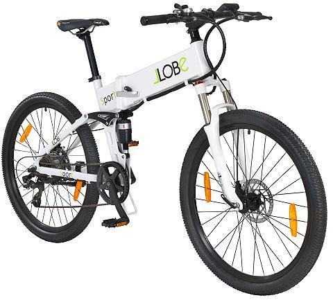 LLOBE Elektrinis dviratis sudedamas dviratis...