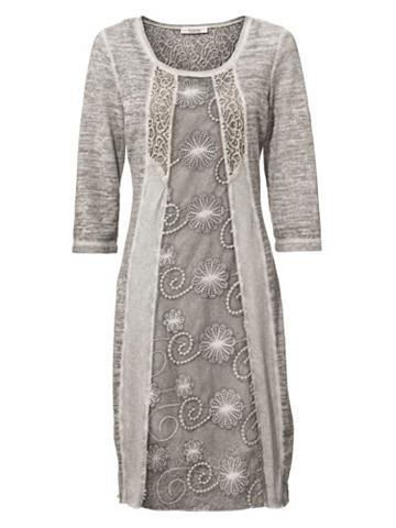 heine CASUAL Nėriniuota suknelė su nėrinių
